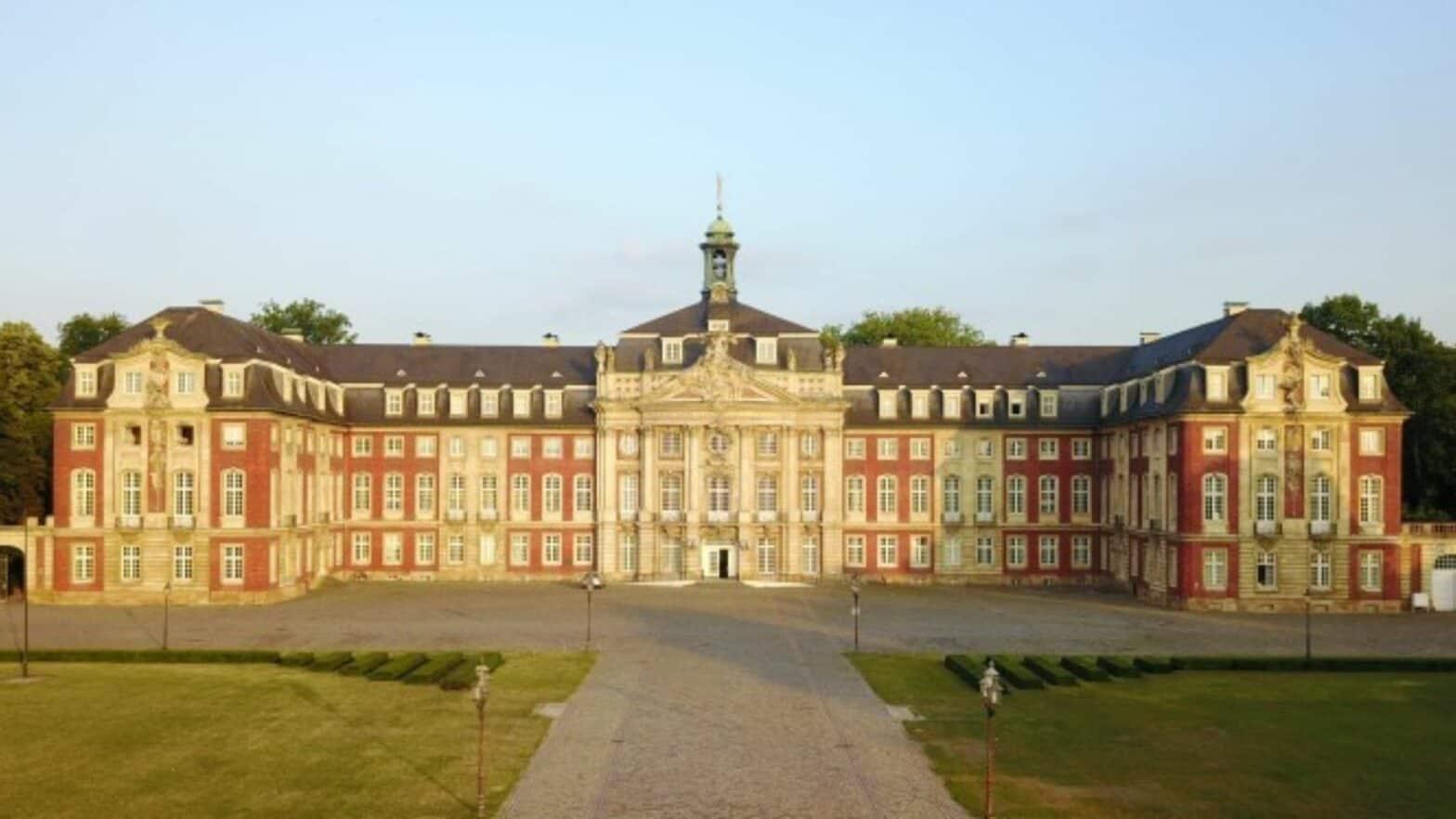 Target Unis für das Wirtschafts-Studium in der DACH-Region, Universität Münster