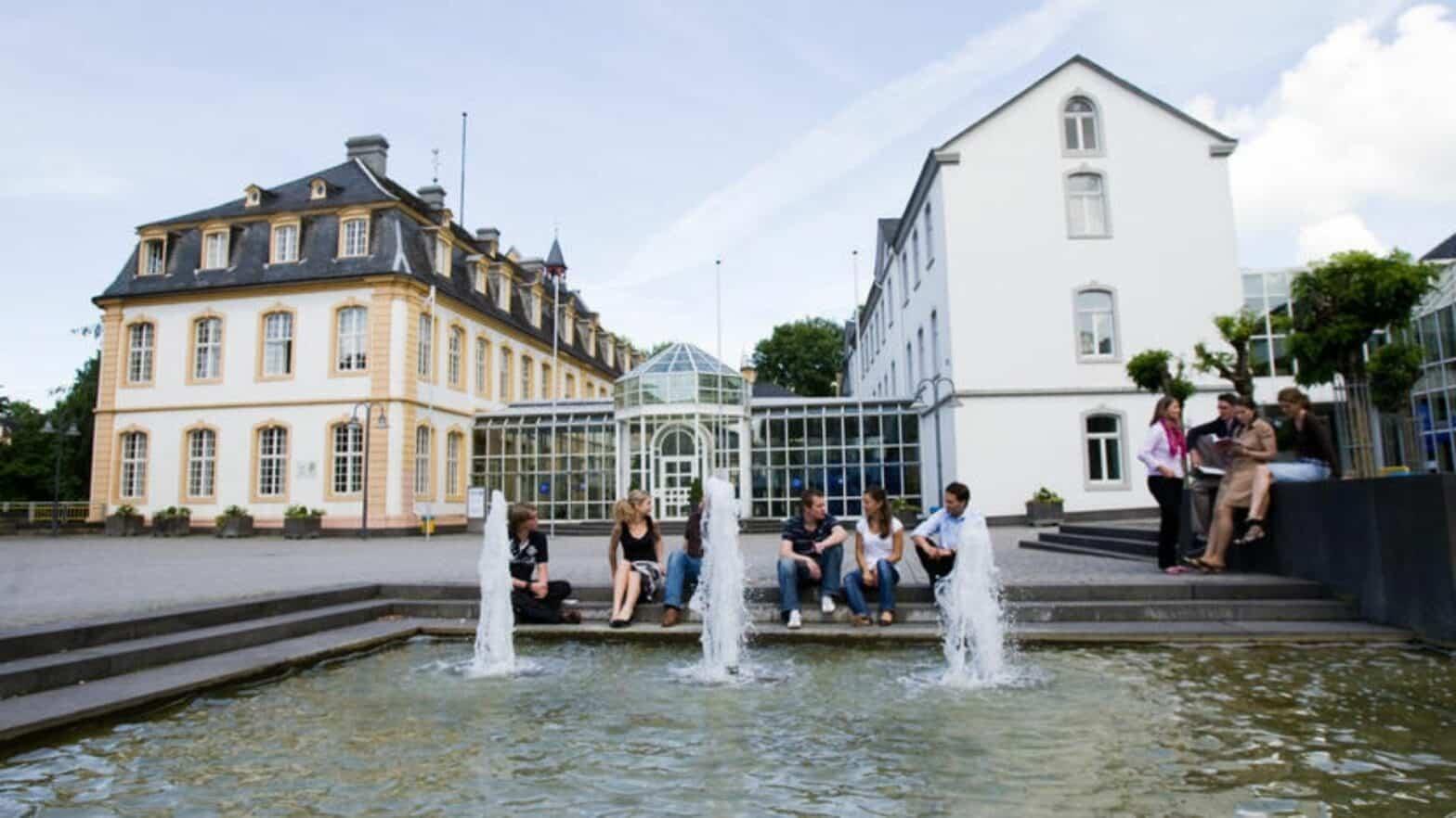 Target Unis für das Wirtschafts-Studium in der DACH-Region, WHU - Otto Beisheim School of Management