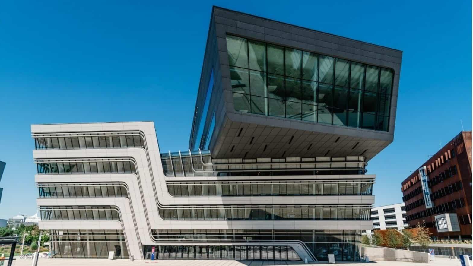 Target Unis für das Wirtschafts-Studium in der DACH-Region, Wirtschaftsuniversität Wien