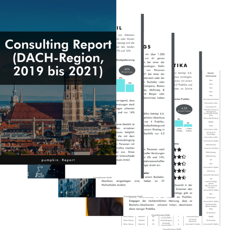 Consulting Report