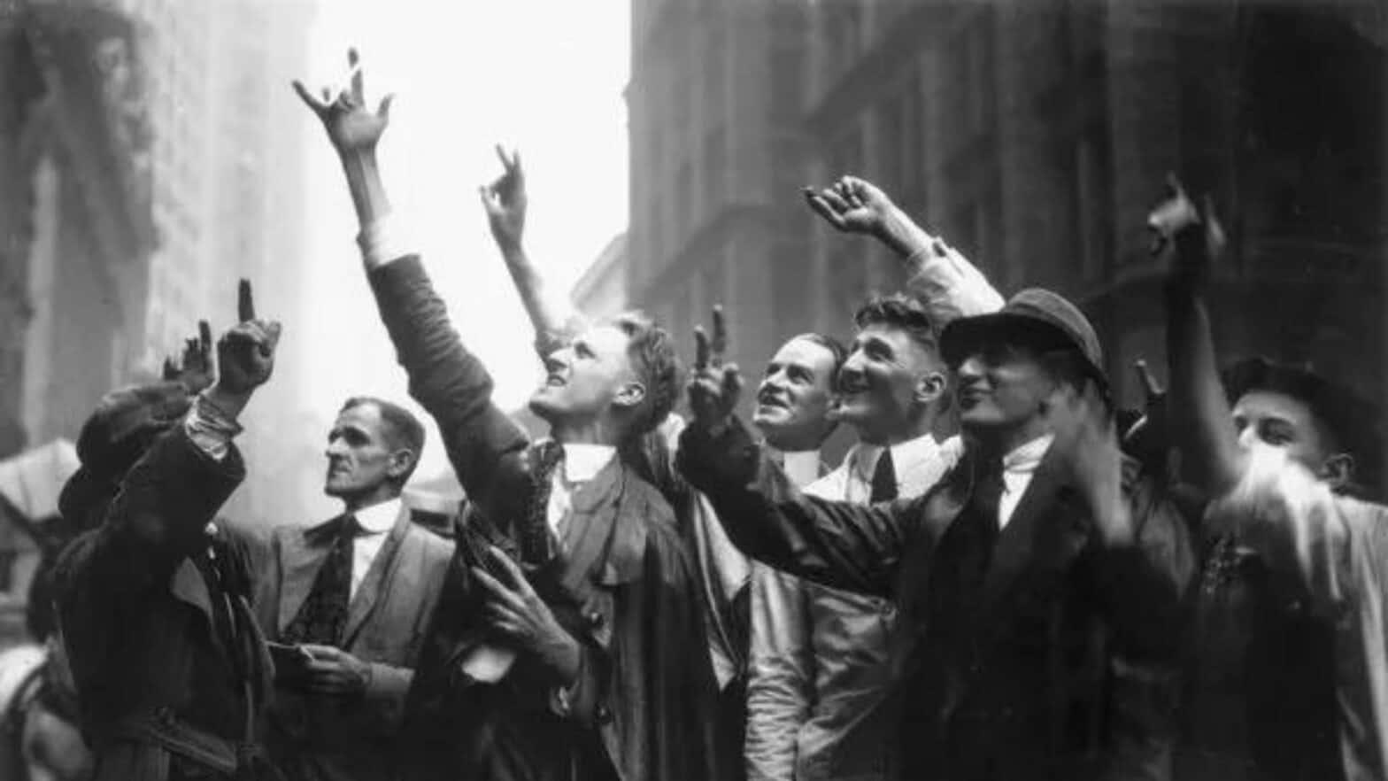 Die Geschichte von Investment Banken, First Golden Age