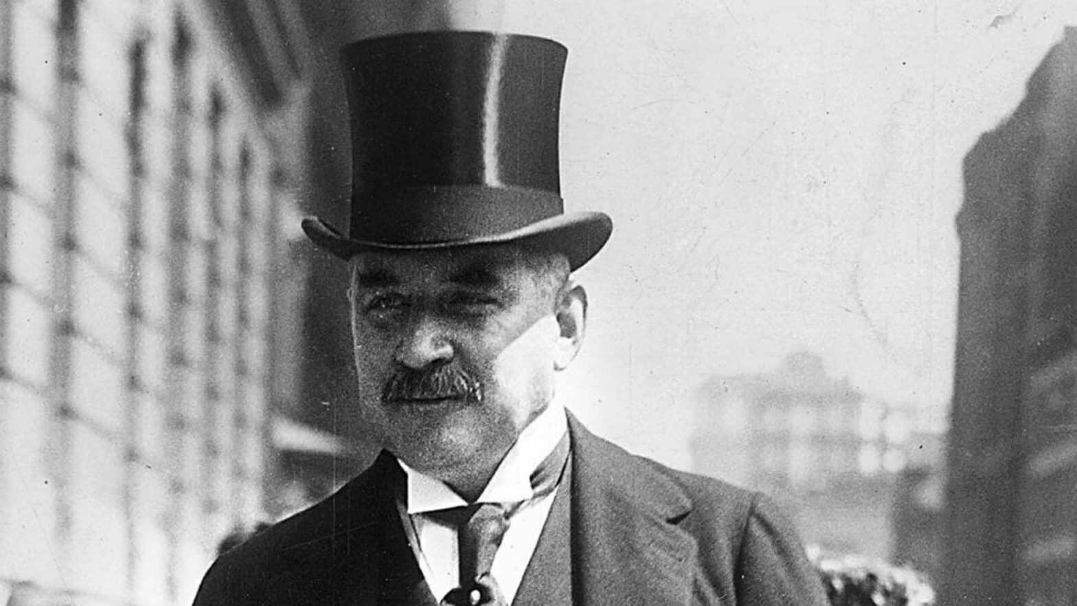 Die Geschichte von Investment Banken, J.P. Morgan